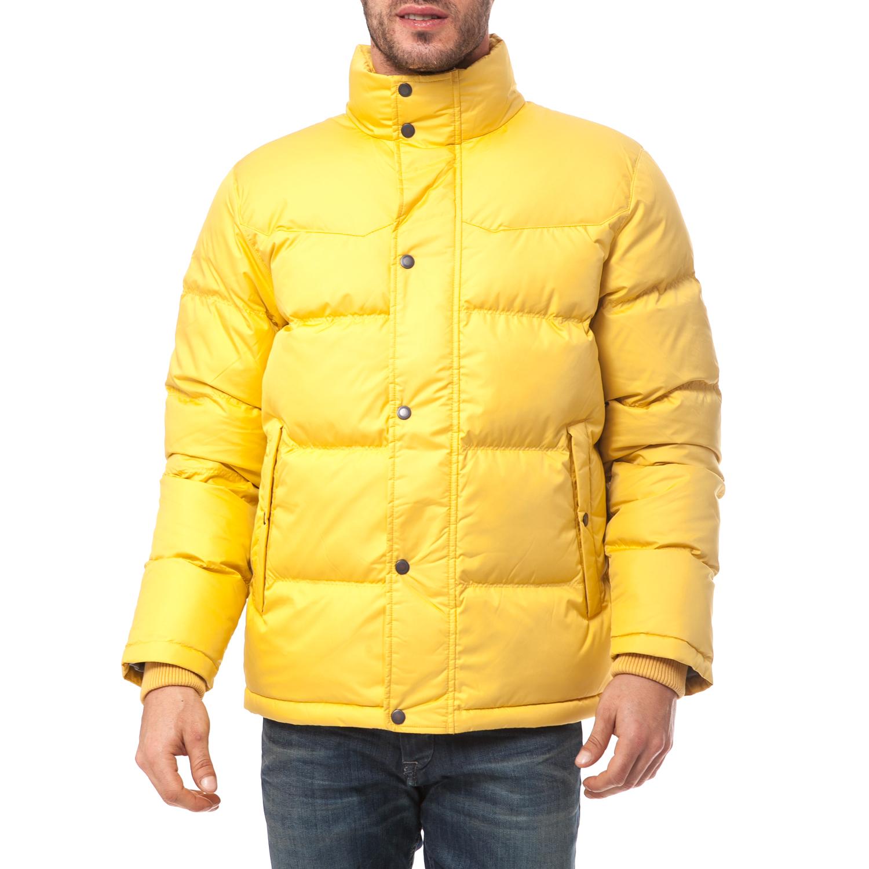 6c09e7782b79 -33% TIMBERLAND – Ανδρικό μπουφάν TIMBERLAND κίτρινο