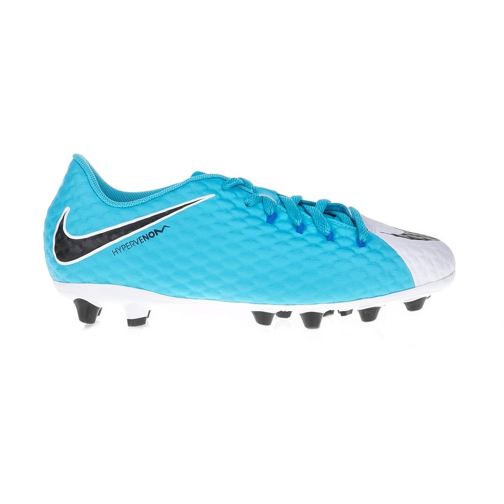 NIKE - Παιδικά παπούτσια ποδοσφαίρου JR HYPERVENOM PHELON 3 AG-PRO μπλε παιδικά boys παπούτσια αθλητικά