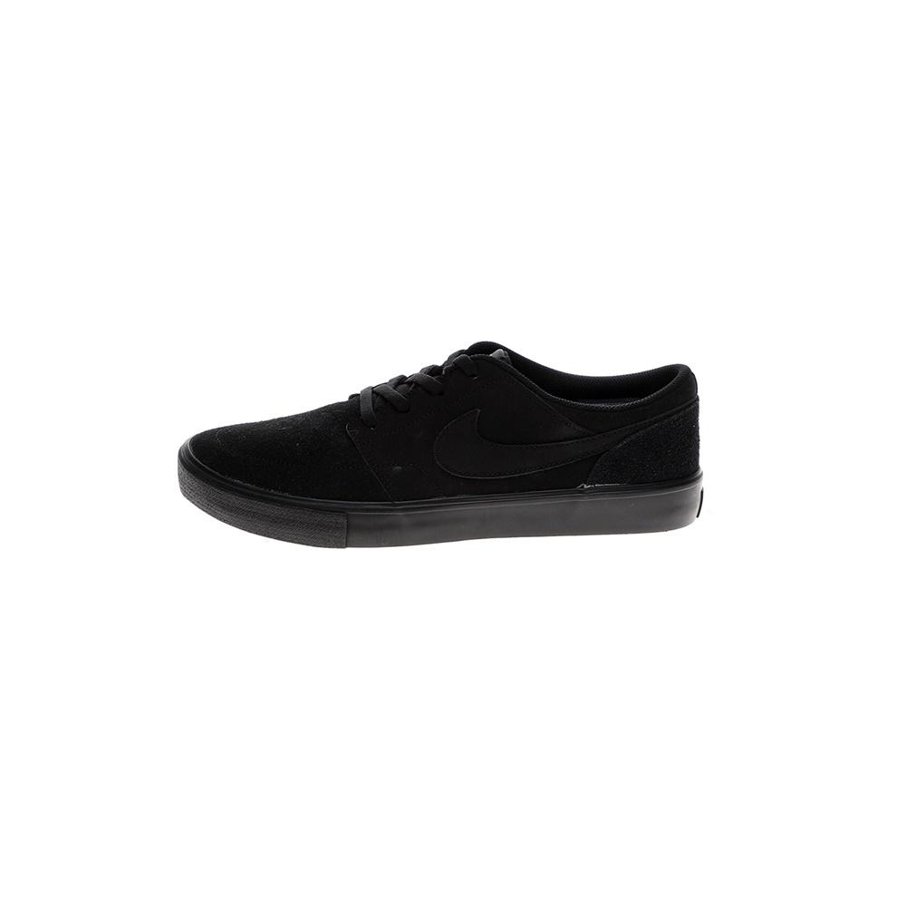 NIKE – Αθλητικά παπούτσια NIKE SB PORTMORE II SOLAR μαύρα
