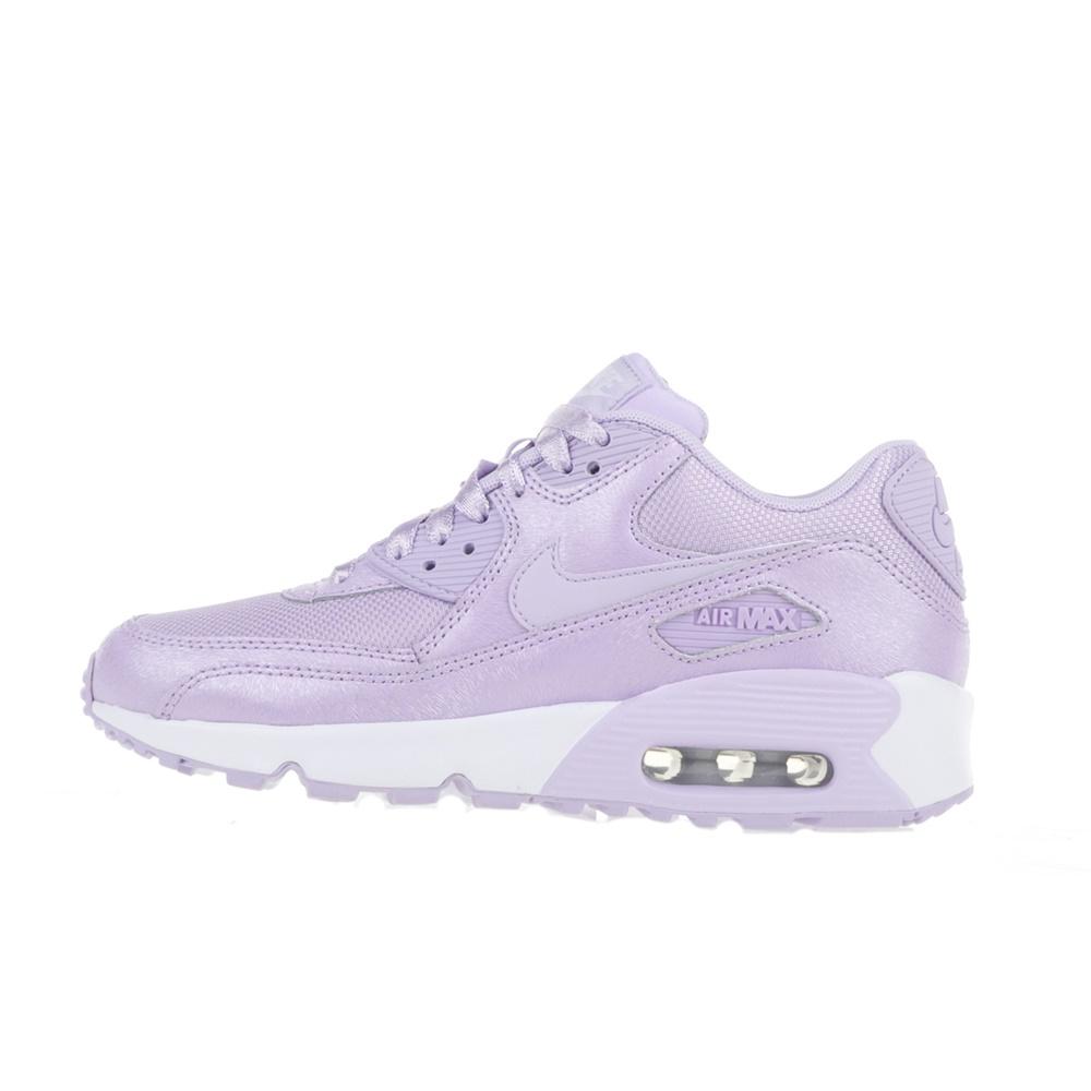 NIKE – Κοριτσίστικα αθλητικά παπούτσια NIKE AIR MAX 90 SE MESH (GS) μοβ.  Factoryoutlet 9ab6ffb9b8c