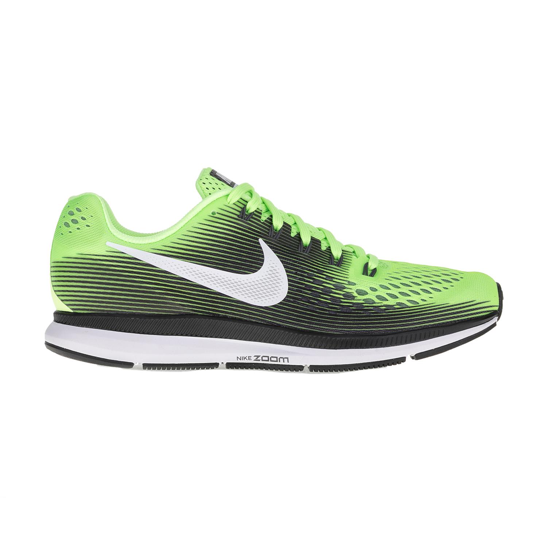 NIKE - Ανδρικά παπούτσια για τρέξιμο Nike AIR ZOOM PEGASUS 34 πράσινα ανδρικά παπούτσια αθλητικά running