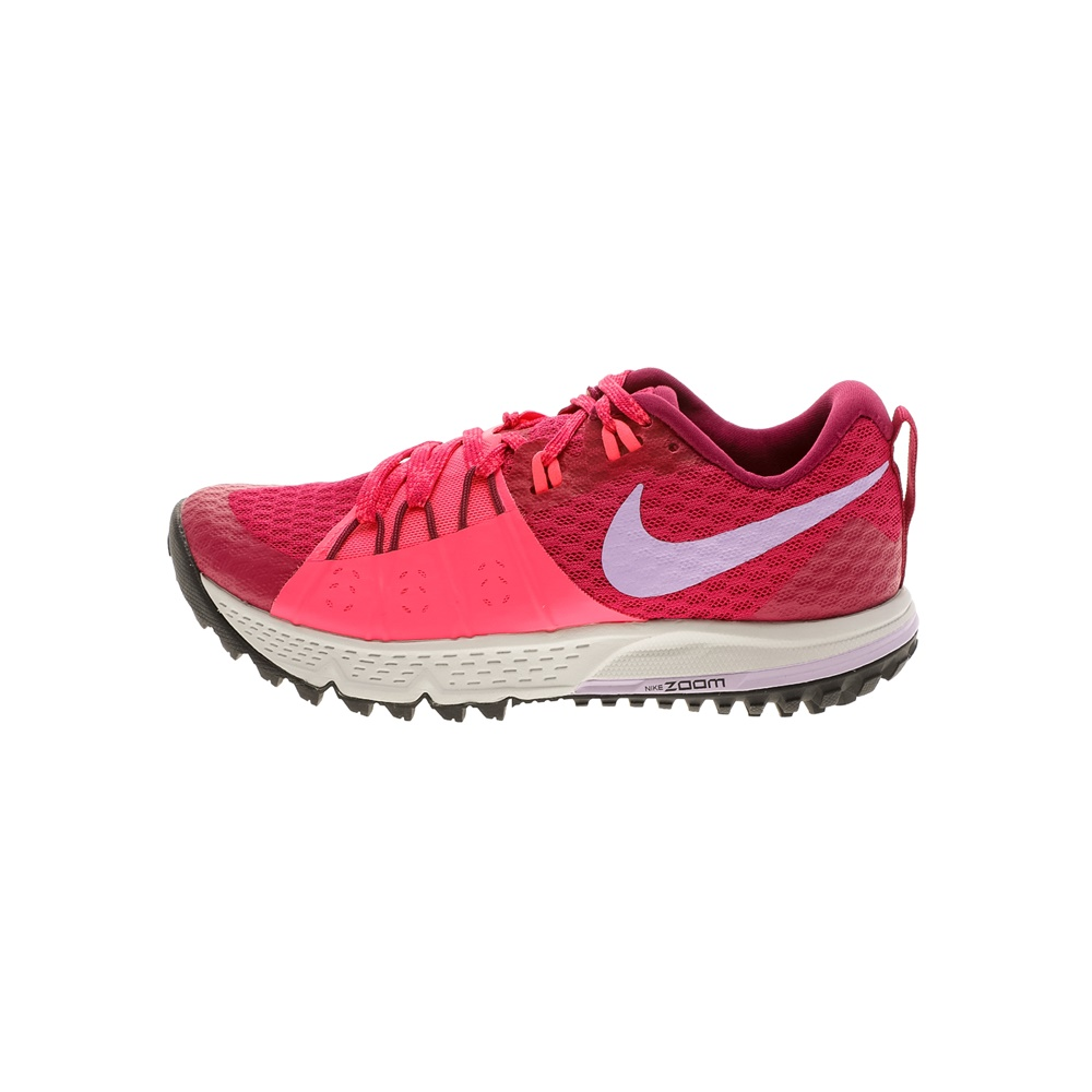 NIKE – Γυναικεία παπούτσια running NIKE AIR ZOOM WILDHORSE 4 ροζ