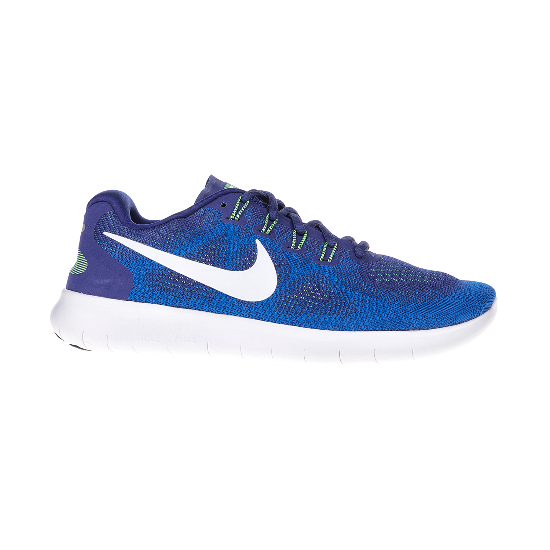NIKE – Ανδρικά αθλητικά παπούτσια NIKE FREE RN 2017 μπλε