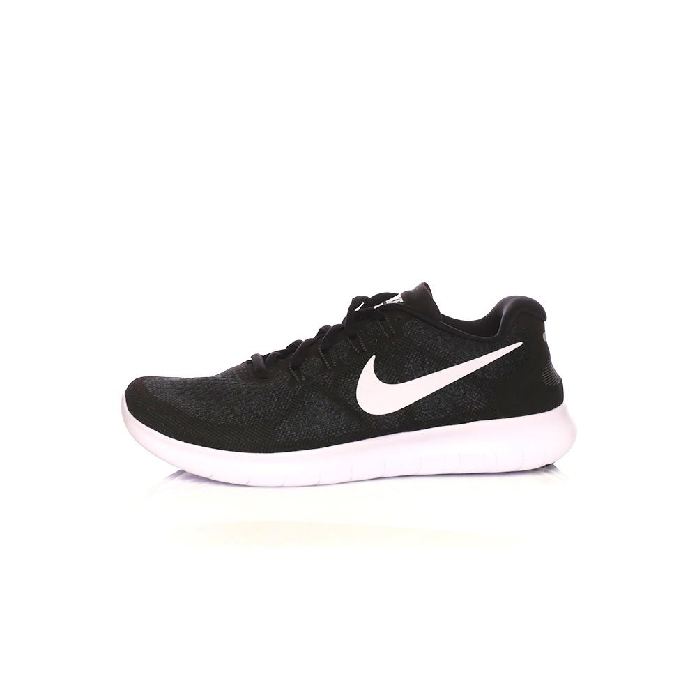 NIKE – Γυναικεία παπούτσια NIKE FREE RN 2017 μαύρα