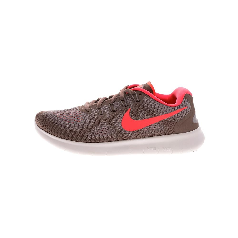 NIKE – Γυναικεία παπούτσια running NIKE FREE RN 2017 μοβ