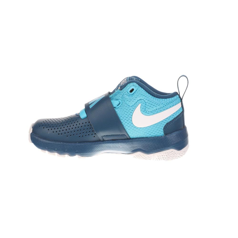 NIKE – Παιδικά αθλητικά παπούτσια NIKE TEAM HUSTLE D 8 (PS) μπλέ