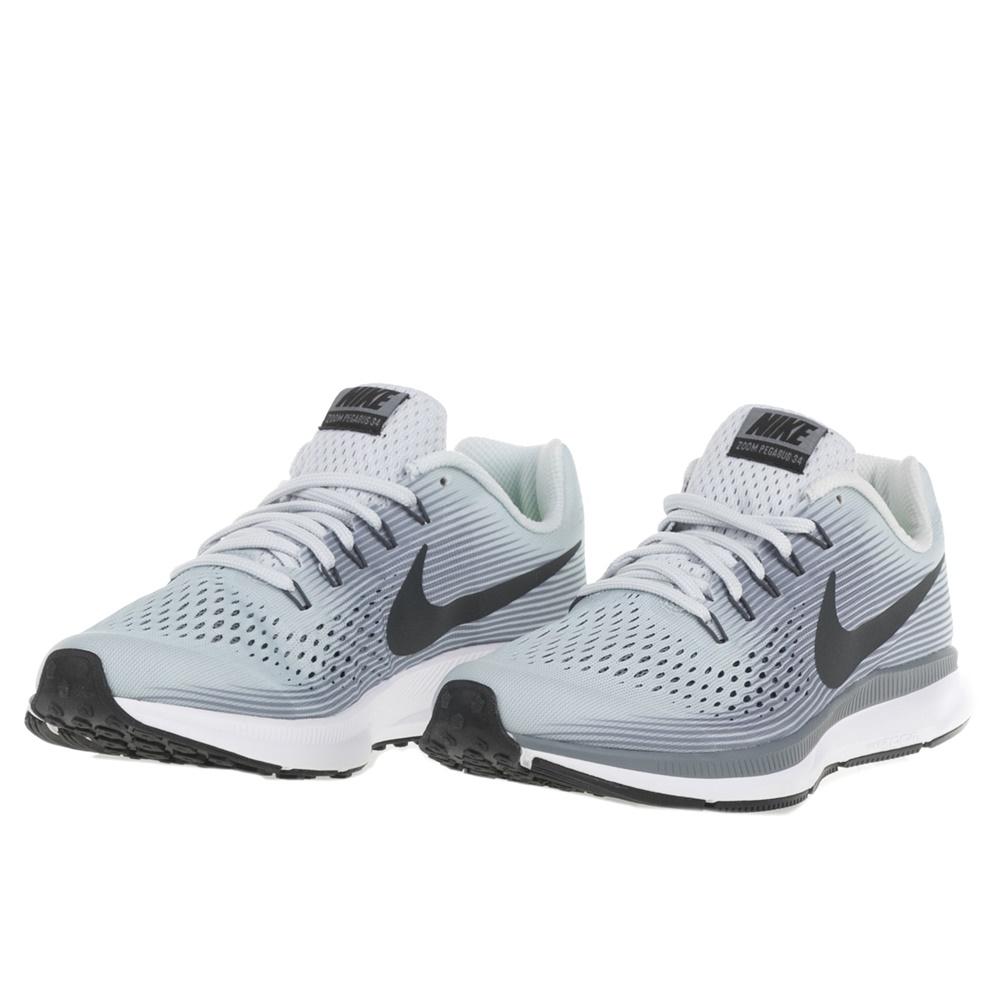 NIKE - Παιδικά αθλητικά παπούτσια Nike ZOOM PEGASUS 34 (GS) γκρι ... 314fbae51ac