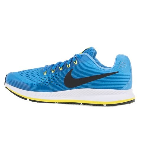 5d9eed367d7 Κοριτσίστικα αθλητικά παπούτσια Nike Zoom Pegasus 34 (GS) μπλε  (1540906.1-0017) | Factory Outlet