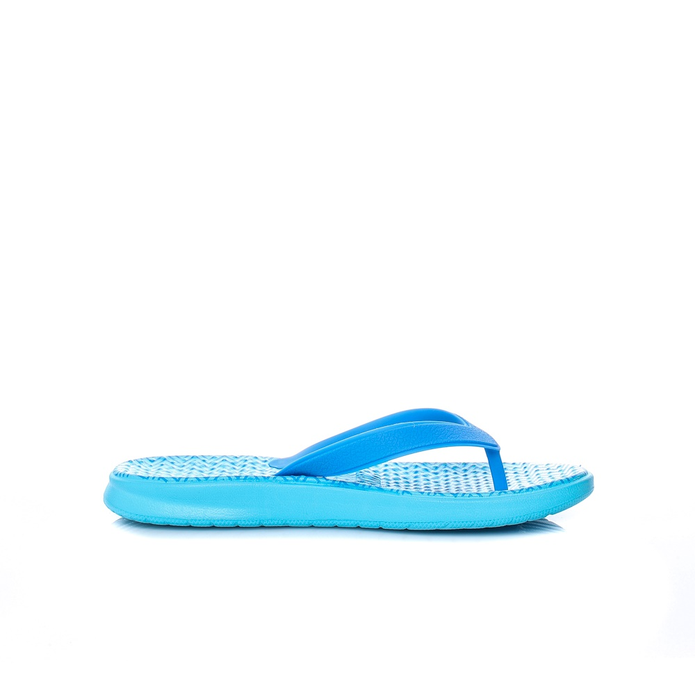 NIKE – Γυναικείες σαγιονάρες NIKE SOLAY THONG γαλάζιες