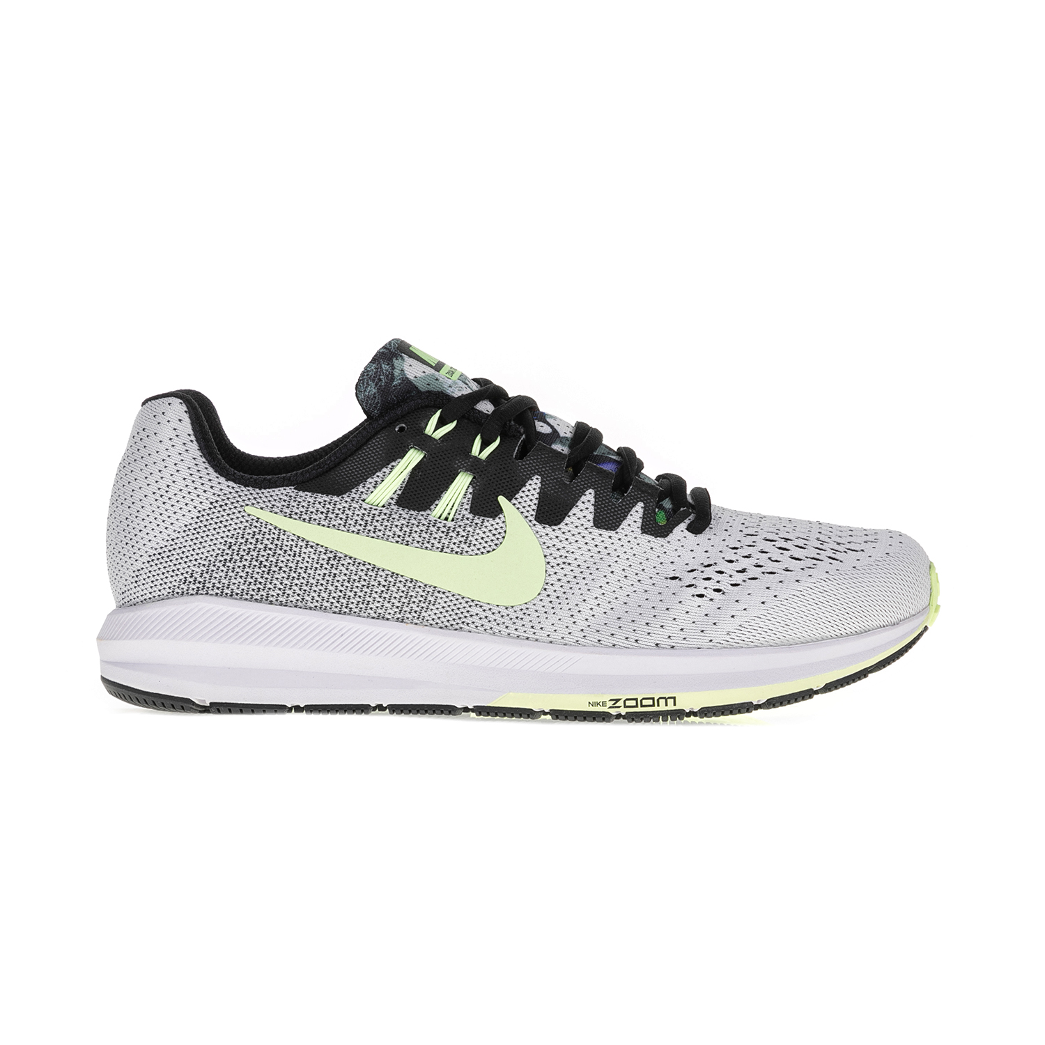 d4c59990af3 NIKE – Ανδρικά αθλητικά παπούτσια AIR ZOOM STRUCTURE 20 SOLSTICE λευκά.  Factoryoutlet