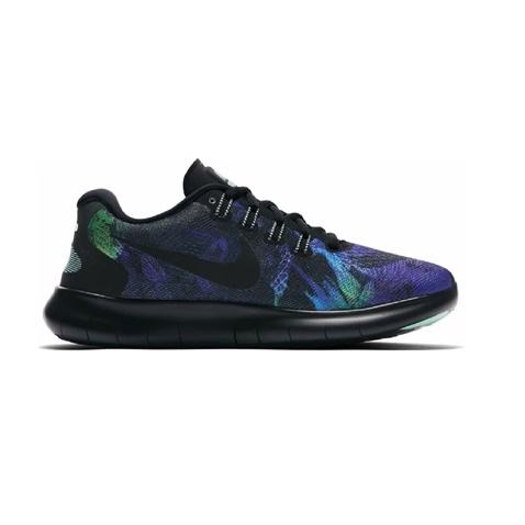 Γυναικεία αθλητικά παπούτσια Nike FREE RN 2 SOLSTICE μαύρα (1540939.1-7494)   c8f6f6f1279