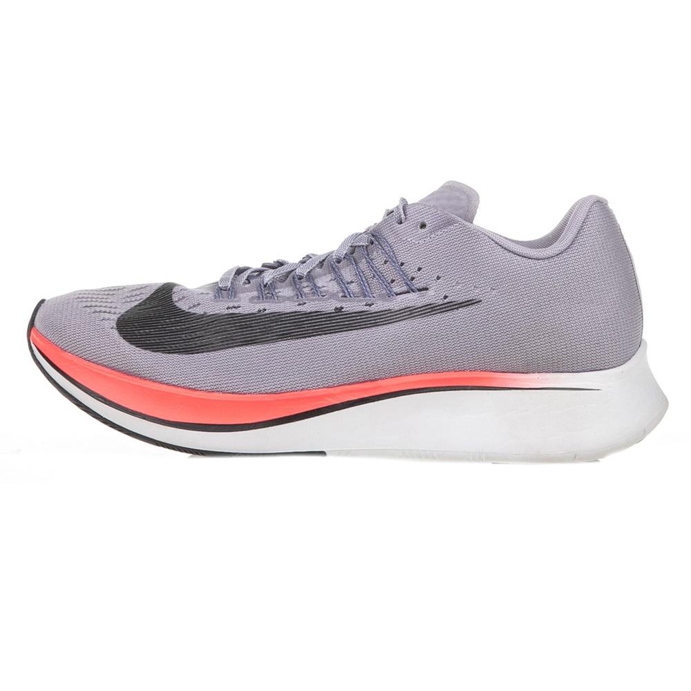 bbe3eca66b3 NIKE - Γυναικεία αθλητικά παπούτσια Nike ZOOM FLY γκρι-μοβ