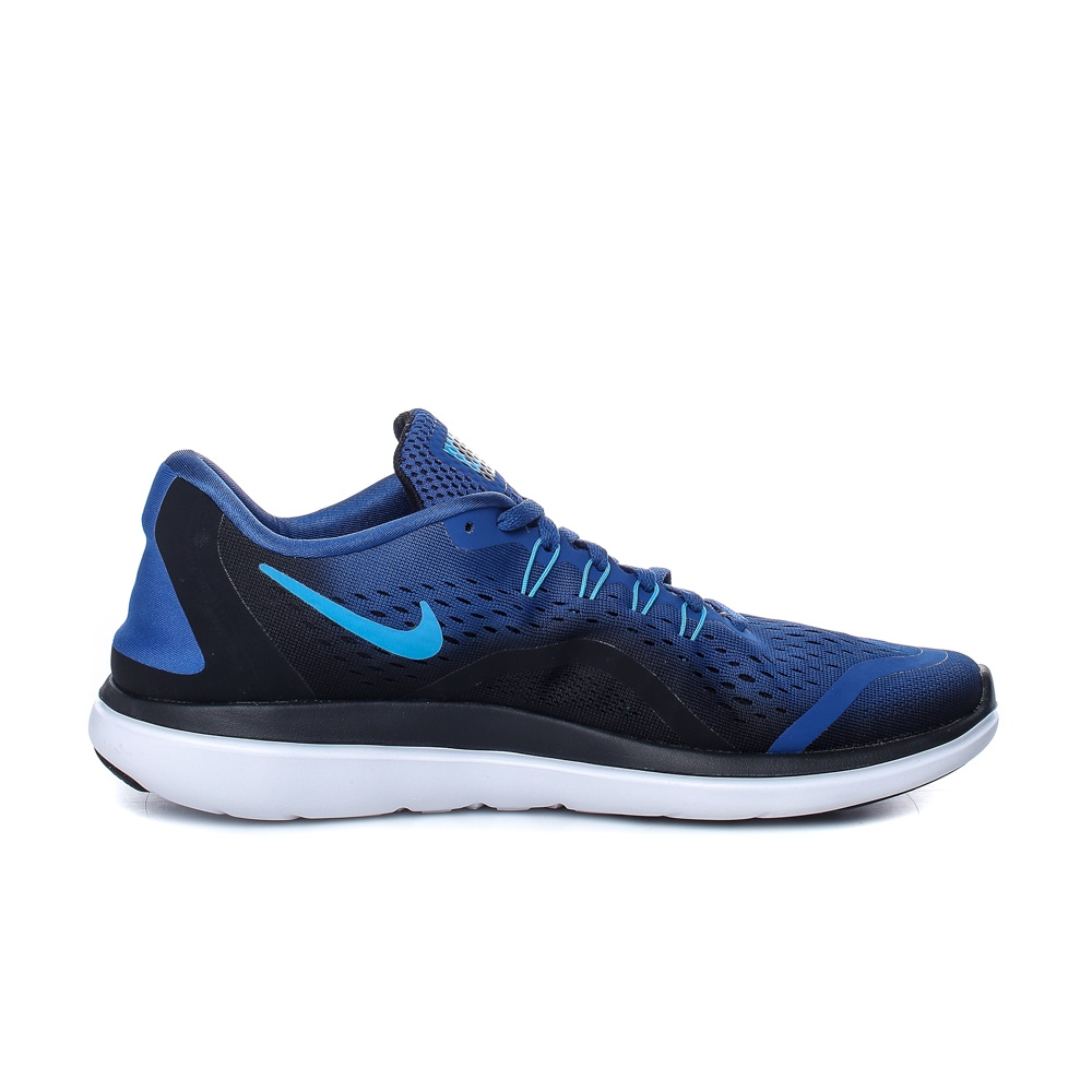 NIKE - Aνδρικά αθλητικά παπούτσια Nike FLEX 2017 RN μπλε ανδρικά παπούτσια αθλητικά running