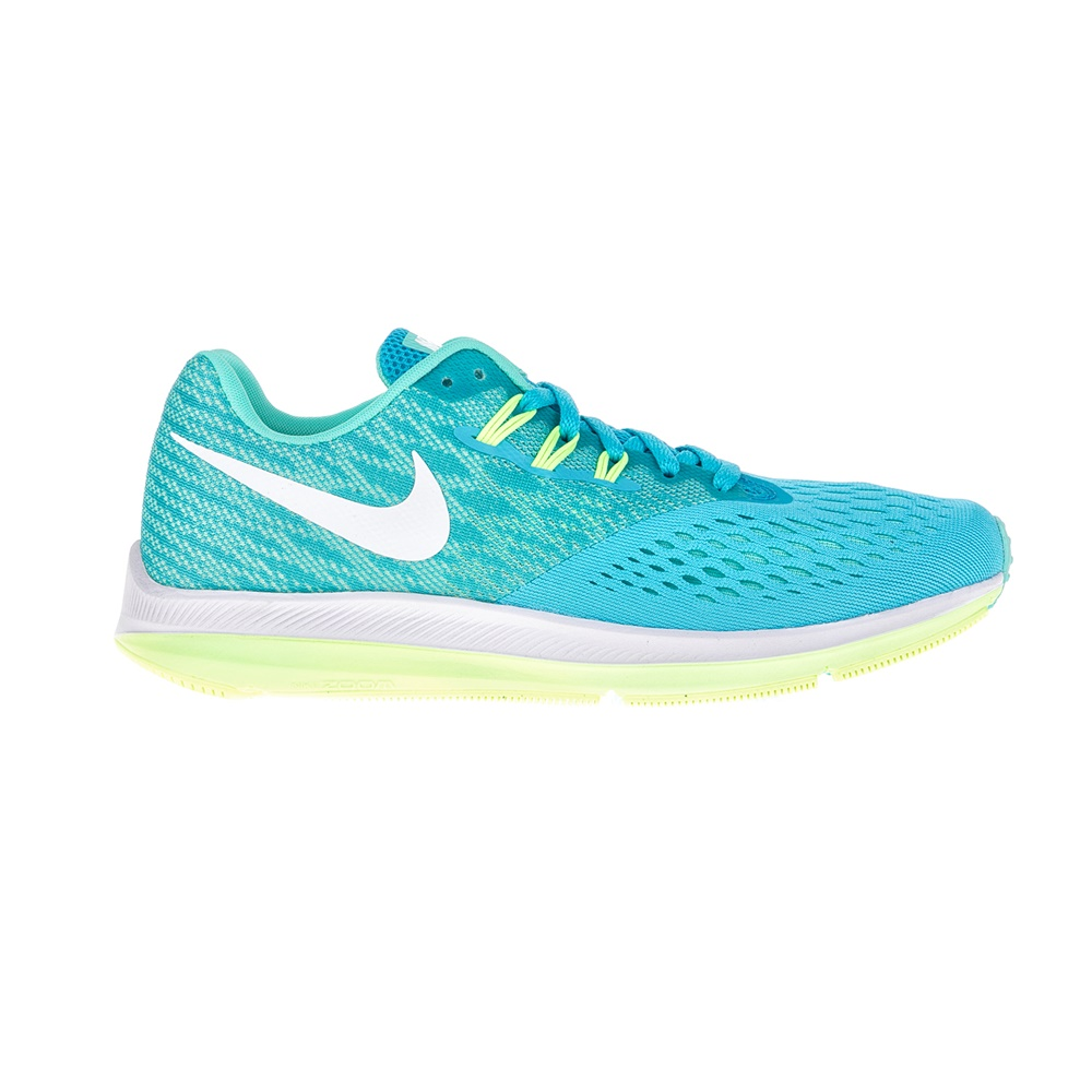 cb07e24e98d NIKE – Γυναικεία αθλητικά παπούτσια NIKE ZOOM WINFLO 4 μπλε. Factory Outlet