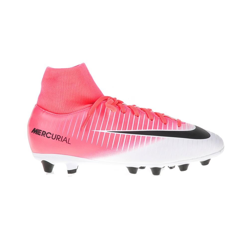 NIKE - Παιδικά παπούτσια ποδοσφαίρου JR MERCURIAL VICTRY 6 DF AG-PRO ροζ παιδικά boys παπούτσια αθλητικά