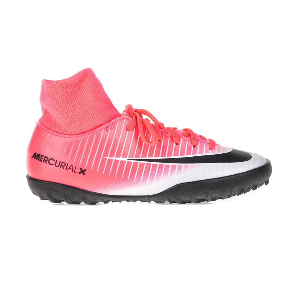 NIKE - Παιδικά παπούτσια ποδοσφαίρου JR MERCURIALX VICTORY 6 DF TF ροζ παιδικά boys παπούτσια αθλητικά