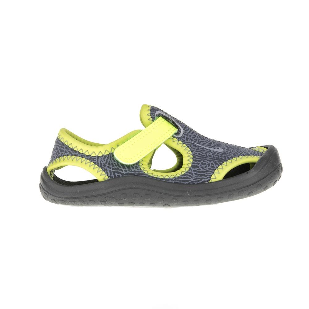 NIKE – Βρεφικά πέδιλα Nike SUNRAY PROTECT (TD) γκρι