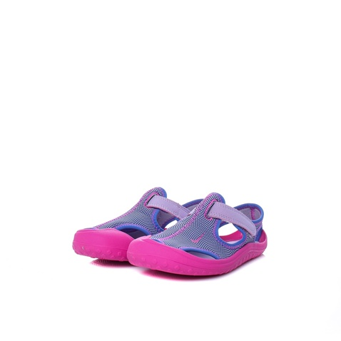 cf8041dff5b Παιδικά κοριτίστικα πέδιλα Nike SUNRAY PROTECT (PS) μοβ-ροζ ...
