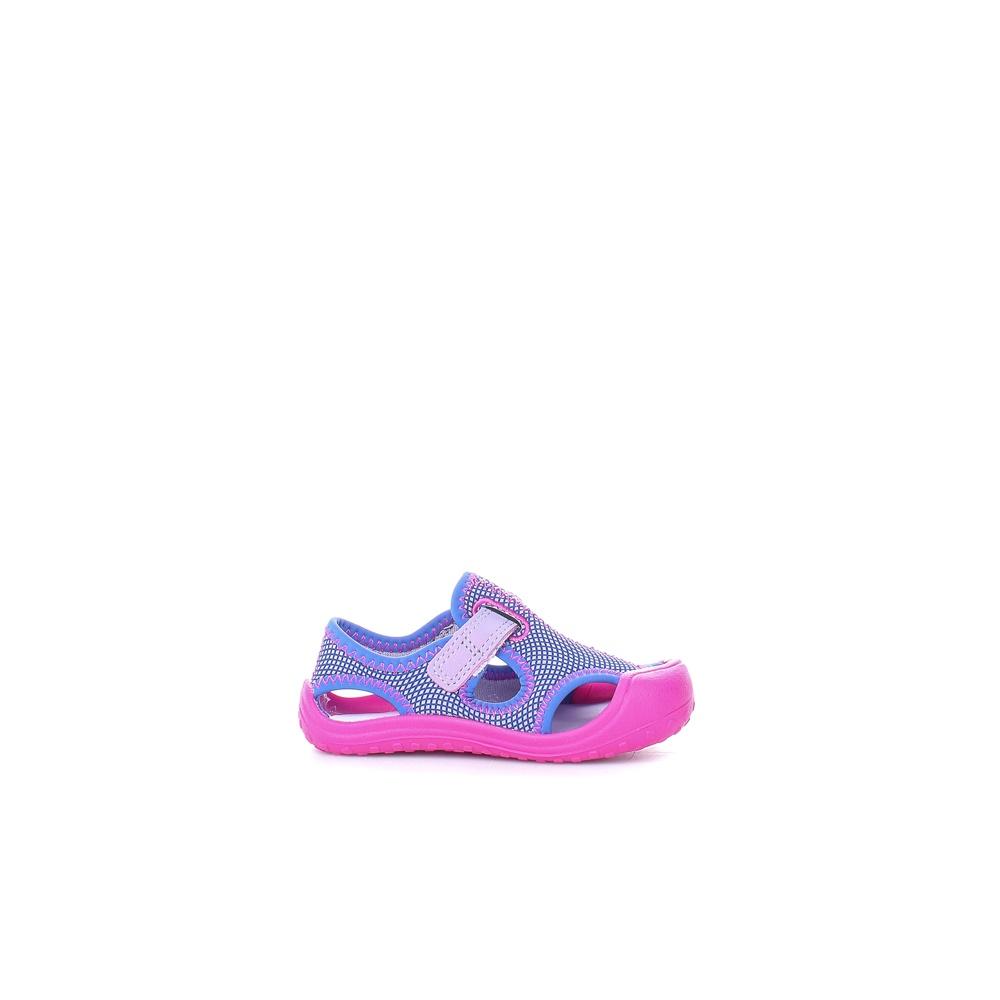 NIKE – Βρεφικά σανδάλια NIKE SUNRAY PROTECT (PS) μοβ-ροζ