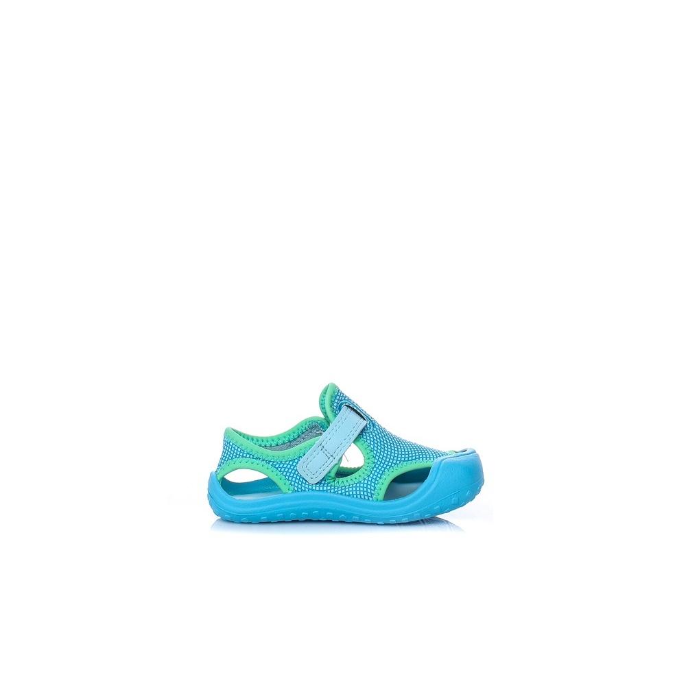 664544a217c NIKE - Βρεφικά πέδιλα Nike SUNRAY PROTECT (TD) μπλε ⋆ EliteShoes.gr