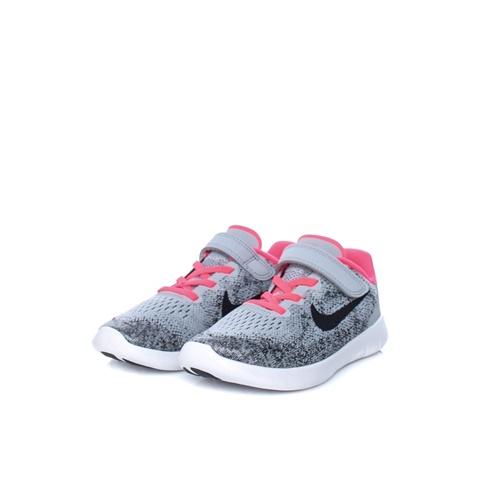 official photos 5e20d 7cfaf Παιδικά αθλητικά παπούτσια Nike FREE RN 2017 (PSV) γκρι-μαύρα
