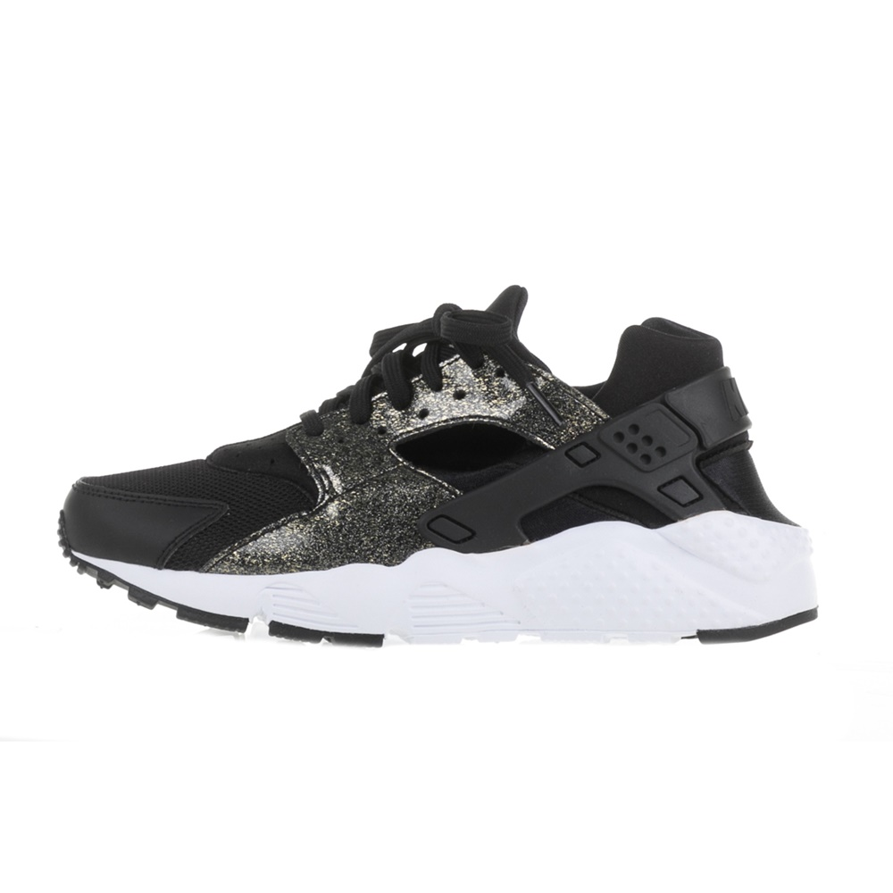 NIKE – Κοριτσίστικα αθλητικά παπούτσια NIKE HUARACHE RUN SE (GS) μαύρα