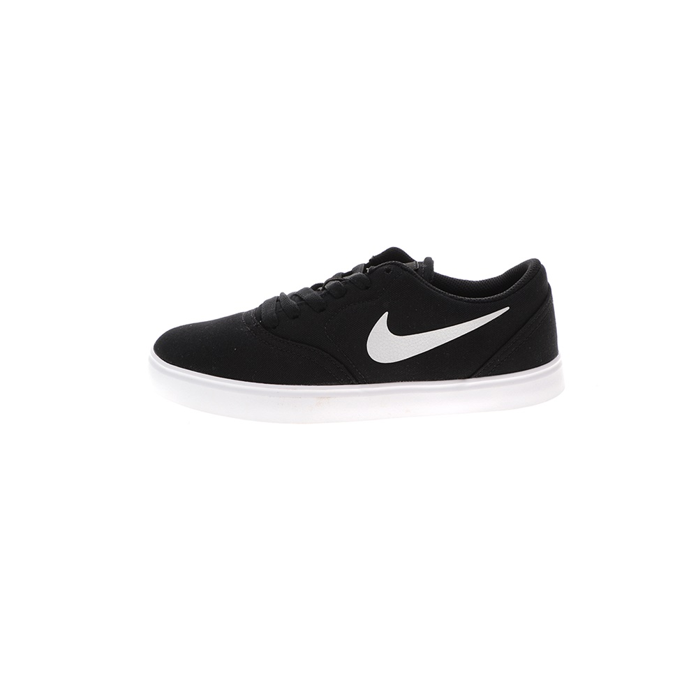 NIKE – Παιδικά sneakers NIKE SB CHECK CNVS (GS) μαύρα