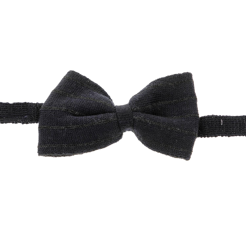 HAMAKI - Ανδρικό παπιγιόν HAMAKI μπλε-γκρι ανδρικά αξεσουάρ γραβάτες παπιγιόν