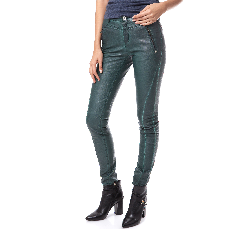 GARCIA JEANS - Γυναικείο παντελόνι Garcia Jeans πράσινο γυναικεία ρούχα παντελόνια skinny
