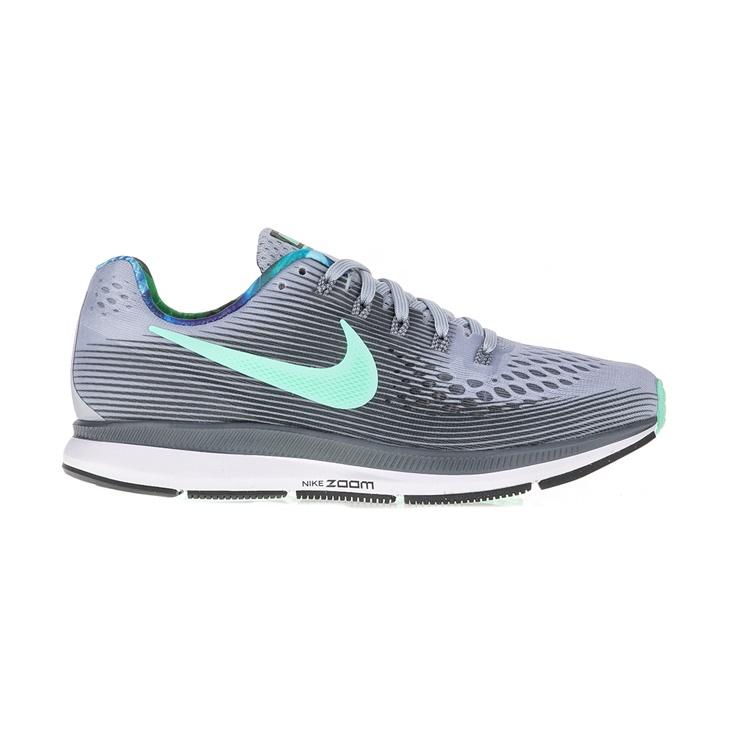 e8c94ee0af9 NIKE. Γυναικεία αθλητικά παπούτσια ΝΙΚΕ AIR ZOOM PEGASUS 34 SOLSTICE γκρι