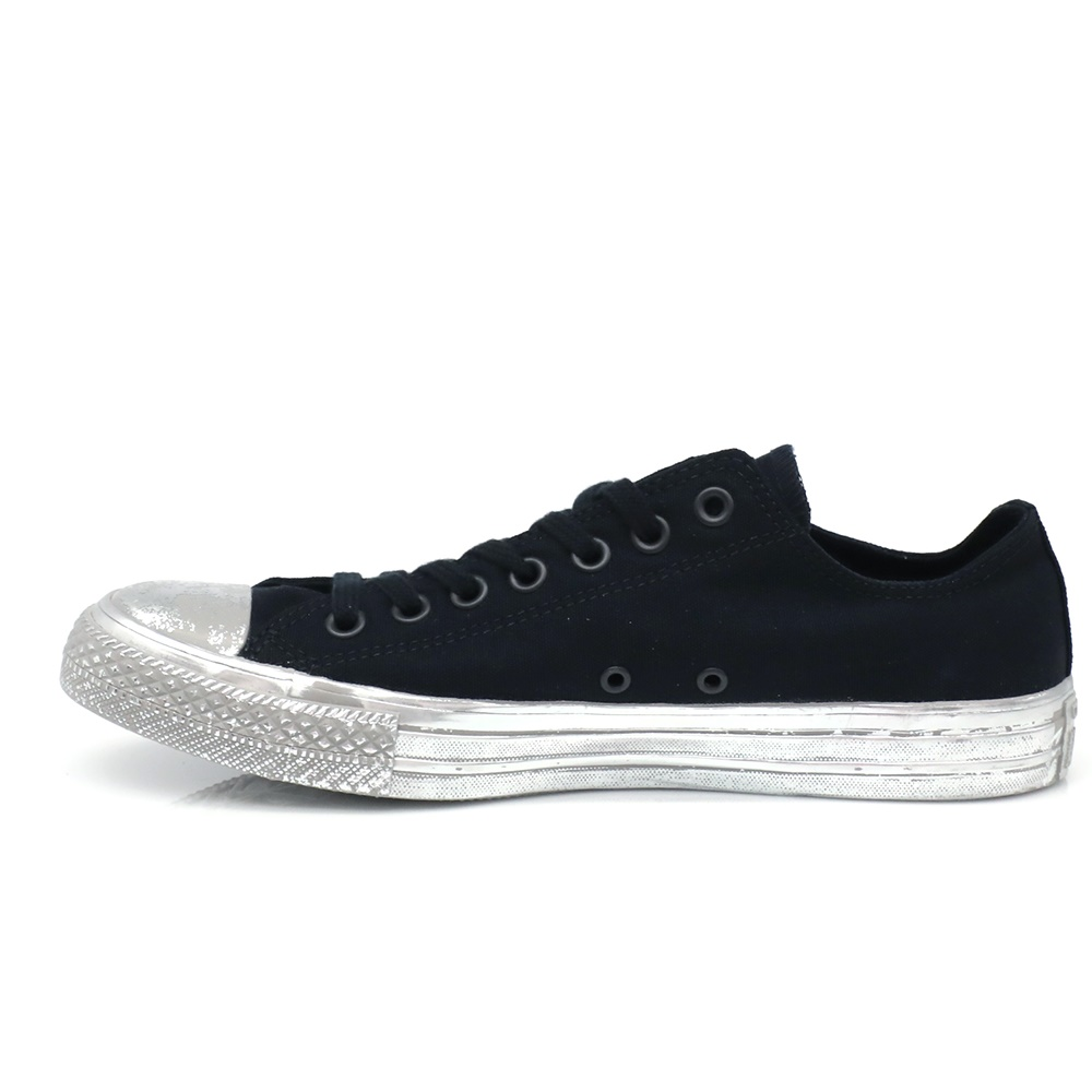 CONVERSE – Unisex παπούτσια CT Ox Canvas Color Rubber μαύρα