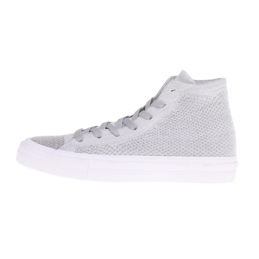 CONVERSE - Unisex sneakers CTAS FLYKNIT HI γκρι