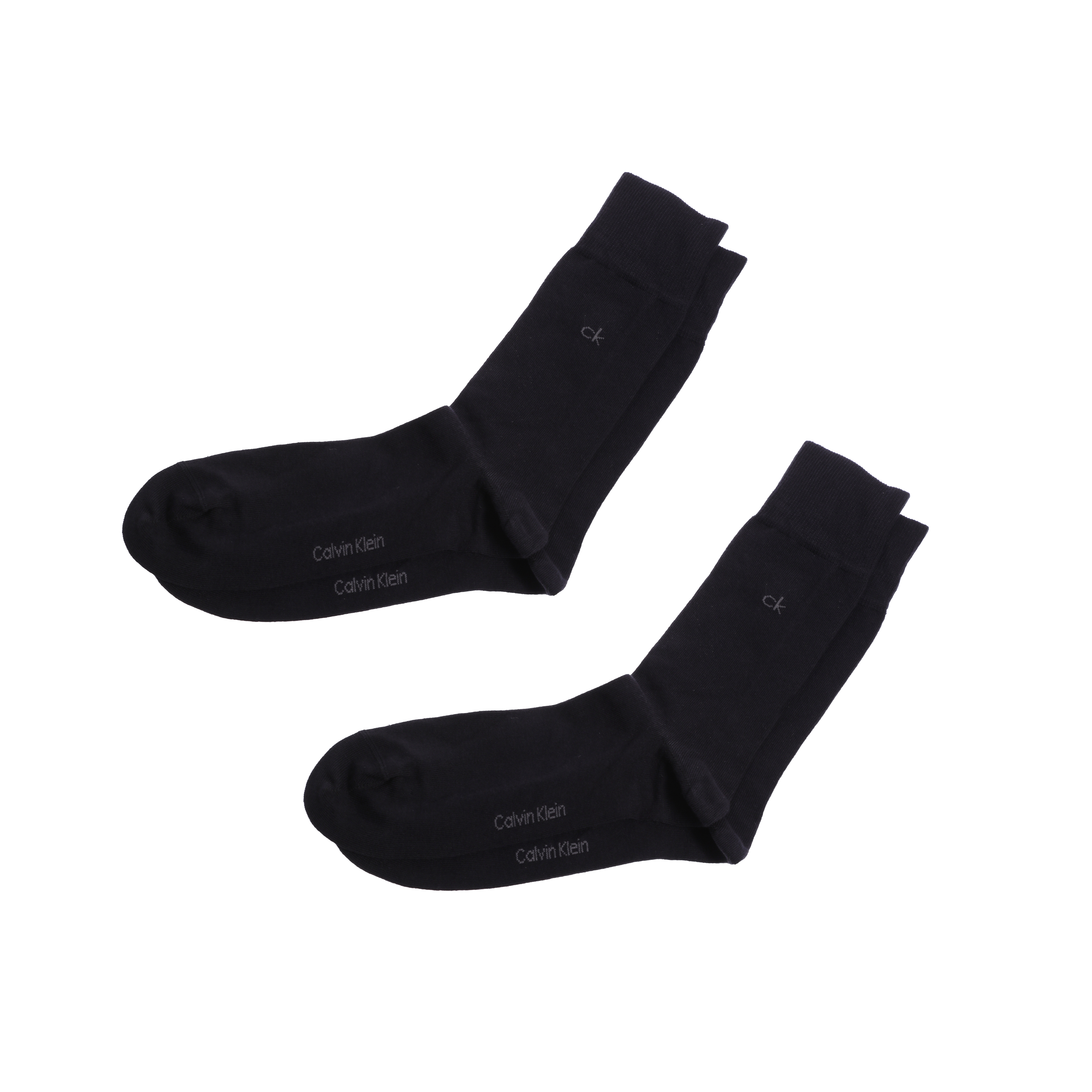 CK UNDERWEAR - Ανδρικό σετ κάλτσες Calvin Klein μαύρες ανδρικά αξεσουάρ κάλτσες