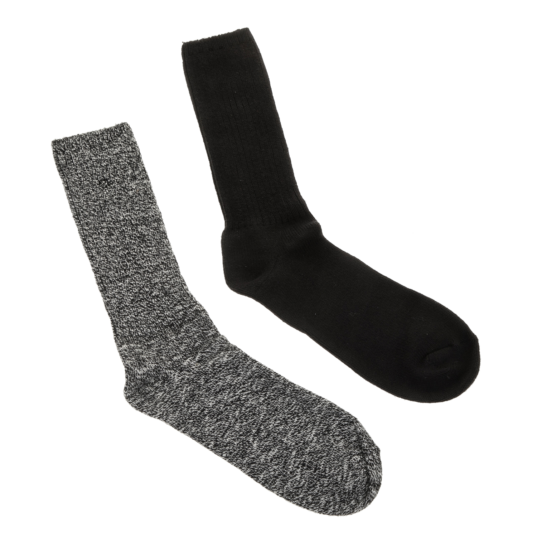CK UNDERWEAR - Ανδρικό σετ κάλτσες Calvin Klein μαύρες-γκρι f1ea257bd9a