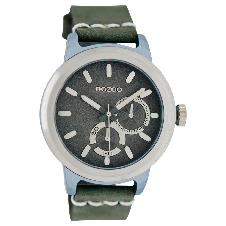 OOZOO - Ρολόι OOZOO πράσινο