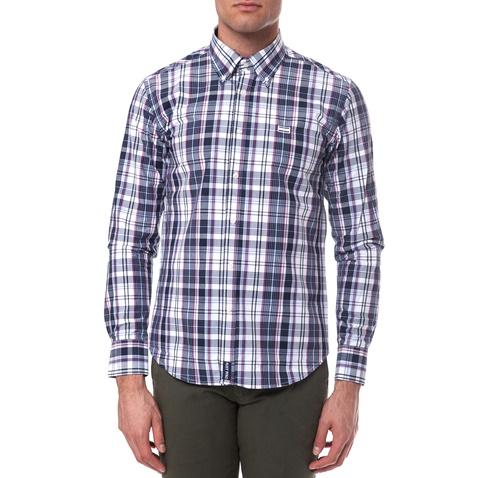 Ανδρικό πουκάμισο Just Polo μπλε (1543655.0-0202)  f07cea4c9fb