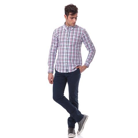 Ανδρικό πουκάμισο Just Polo γαλάζιο (1543656.0-4500)  dd85edce4f9