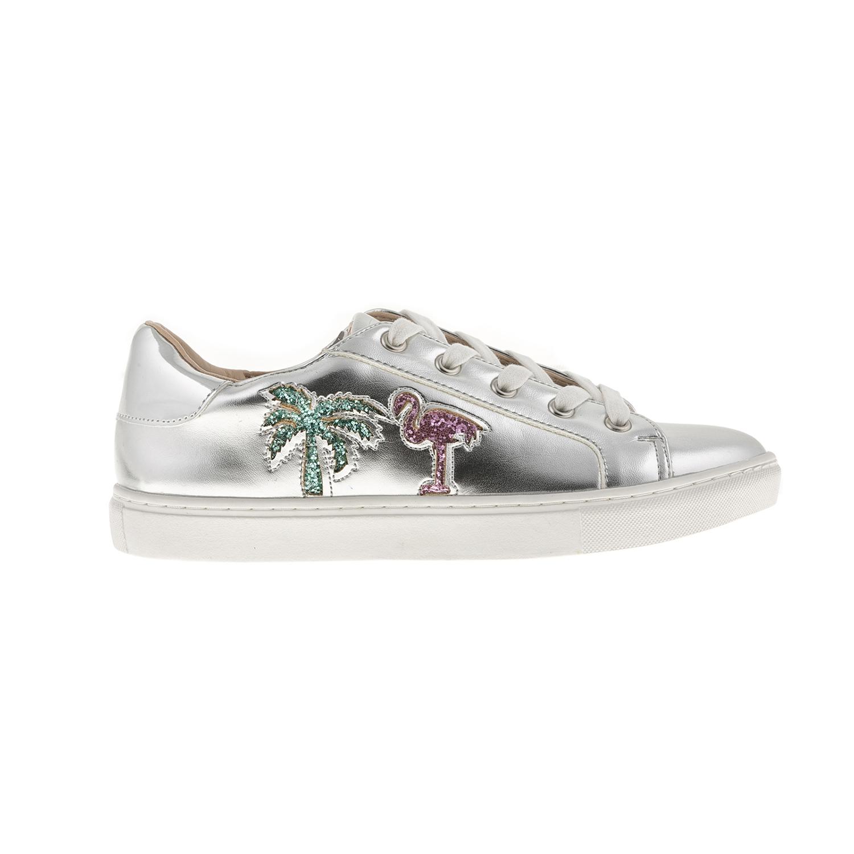 JUICY COUTURE – Γυναικεία παπούτσια JUICY COUTURE LINGERR ασημί
