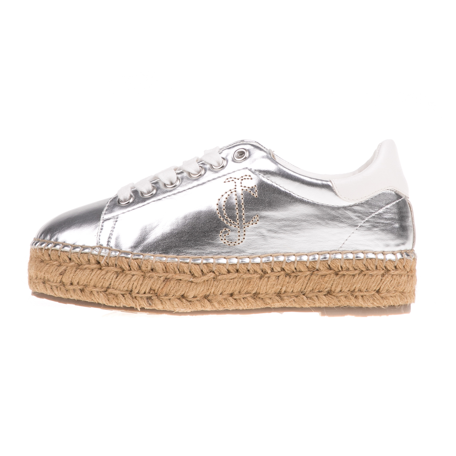 JUICY COUTURE – Γυναικεία sneakers PRETTY JUICY COUTURE ασημί
