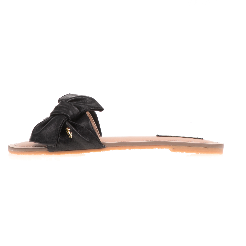 JUICY COUTURE – Γυναικειά σανδάλια LOVERR JUICY COUTURE μαύρα