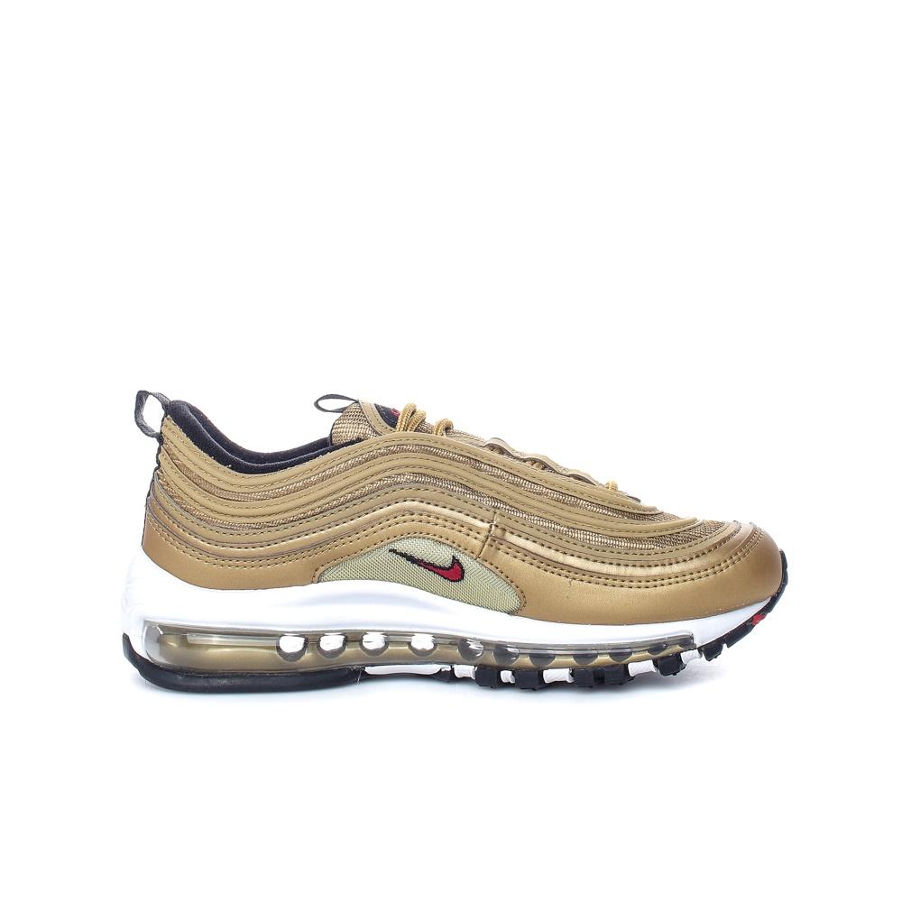 NIKE – Γυναικεία παπούτσια AIR MAX 97 OG QS χρυσά