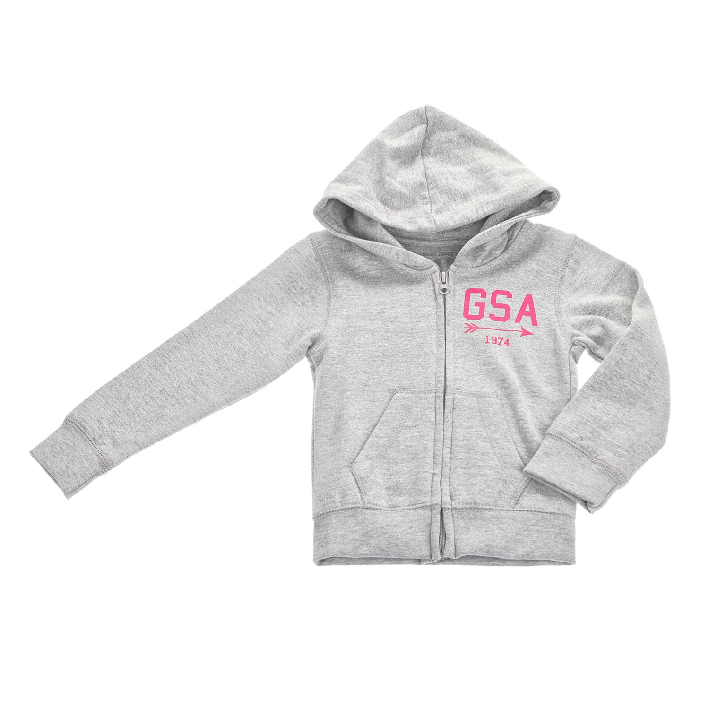 a1518660913 GSA - Παιδική ζακέτα φούτερ GSA γκρι, Παιδικά αθλητικά ρούχα διάφορα ...