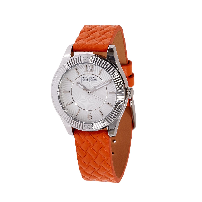 2d08401f52 FOLLI FOLLIE – Γυναικείο ρολόι Folli Follie πορτοκαλί