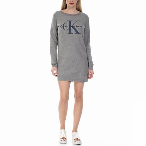 cf766dfb923 Γυναικείο μίνι φόρεμα TRUE ICON Calvin Klein Jeans γκρι (1546699.0-0084) |  Factory Outlet
