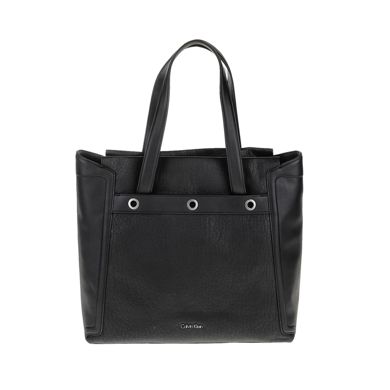 CALVIN KLEIN JEANS - Γυναικεία τσάντα CALVIN KLEIN JEANS DEW1 μαύρη γυναικεία αξεσουάρ τσάντες σακίδια ωμου