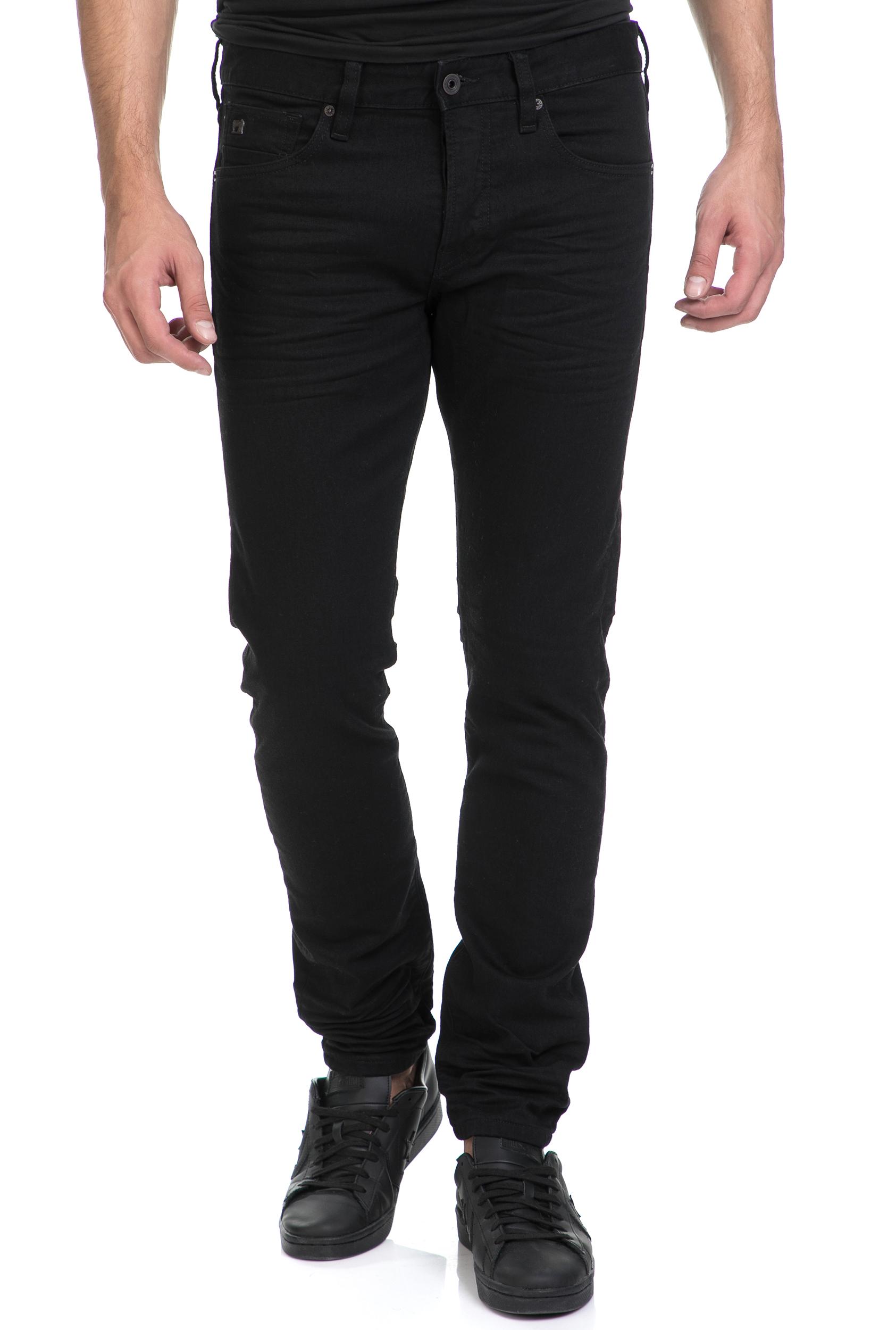 SCOTCH & SODA - Ανδρικό παντελόνι Ralston - Stay Black SCOTCH & SODA μαύρο ανδρικά ρούχα τζίν skinny