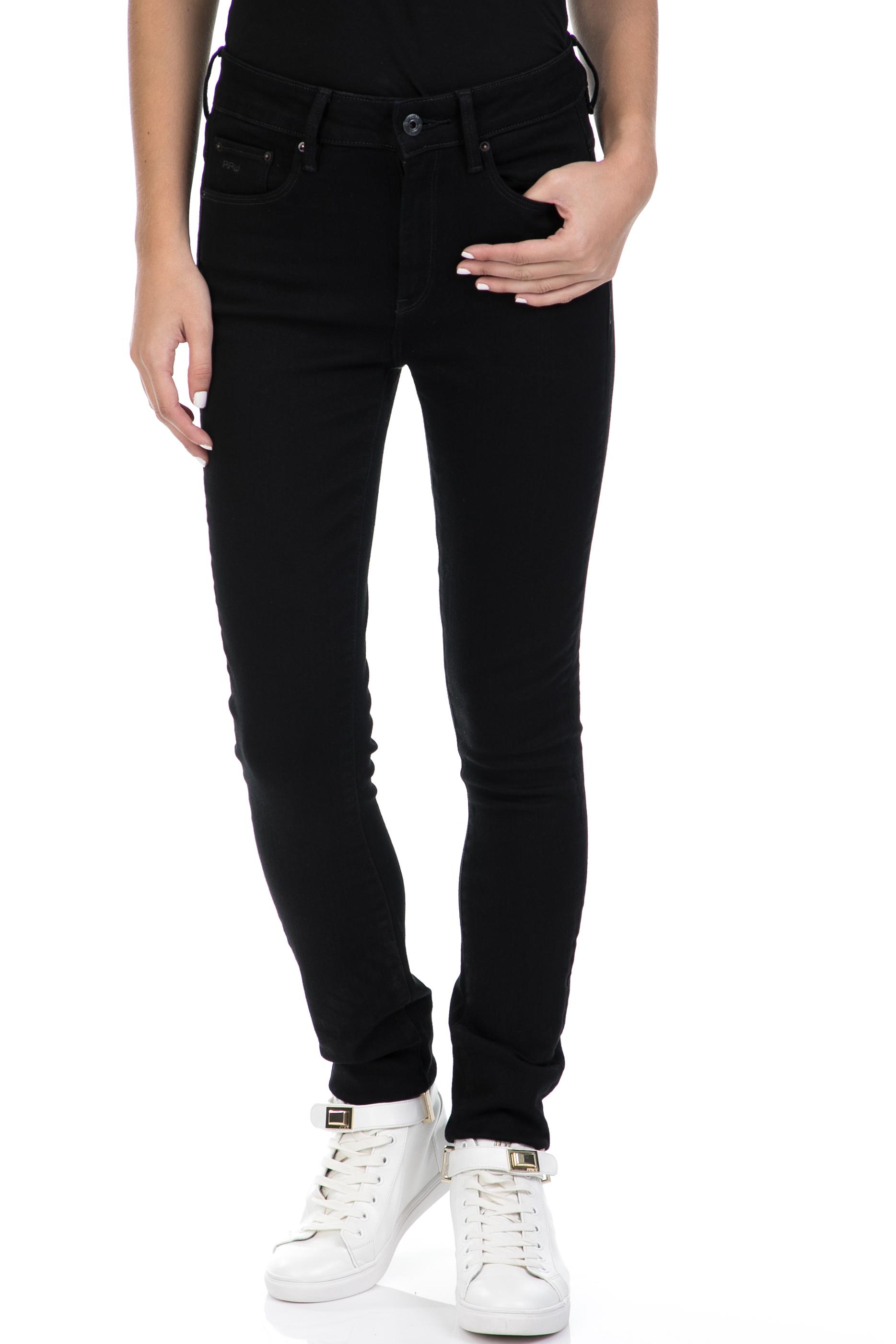 67075ac2717e Factoryoutlet G-STAR - Γυναικείο τζιν παντελόνι 3301 High Skinny μαύρο