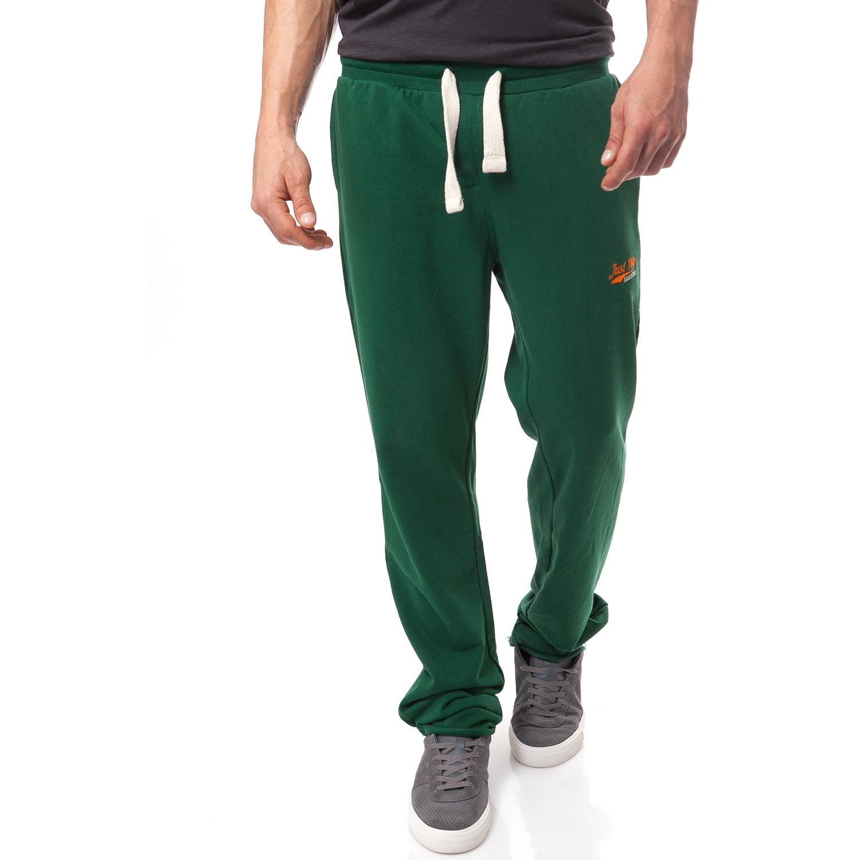 JUST POLO - Ανδρική φόρμα Just Polo πράσινη ανδρικά ρούχα αθλητικά φόρμες