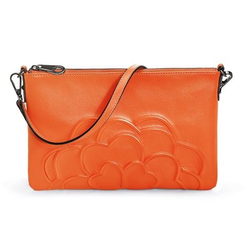 47e92517b3 Γυναικεία τσάντα φάκελος FOLLI FOLLIE καφέ (1551006.0-0000 ...