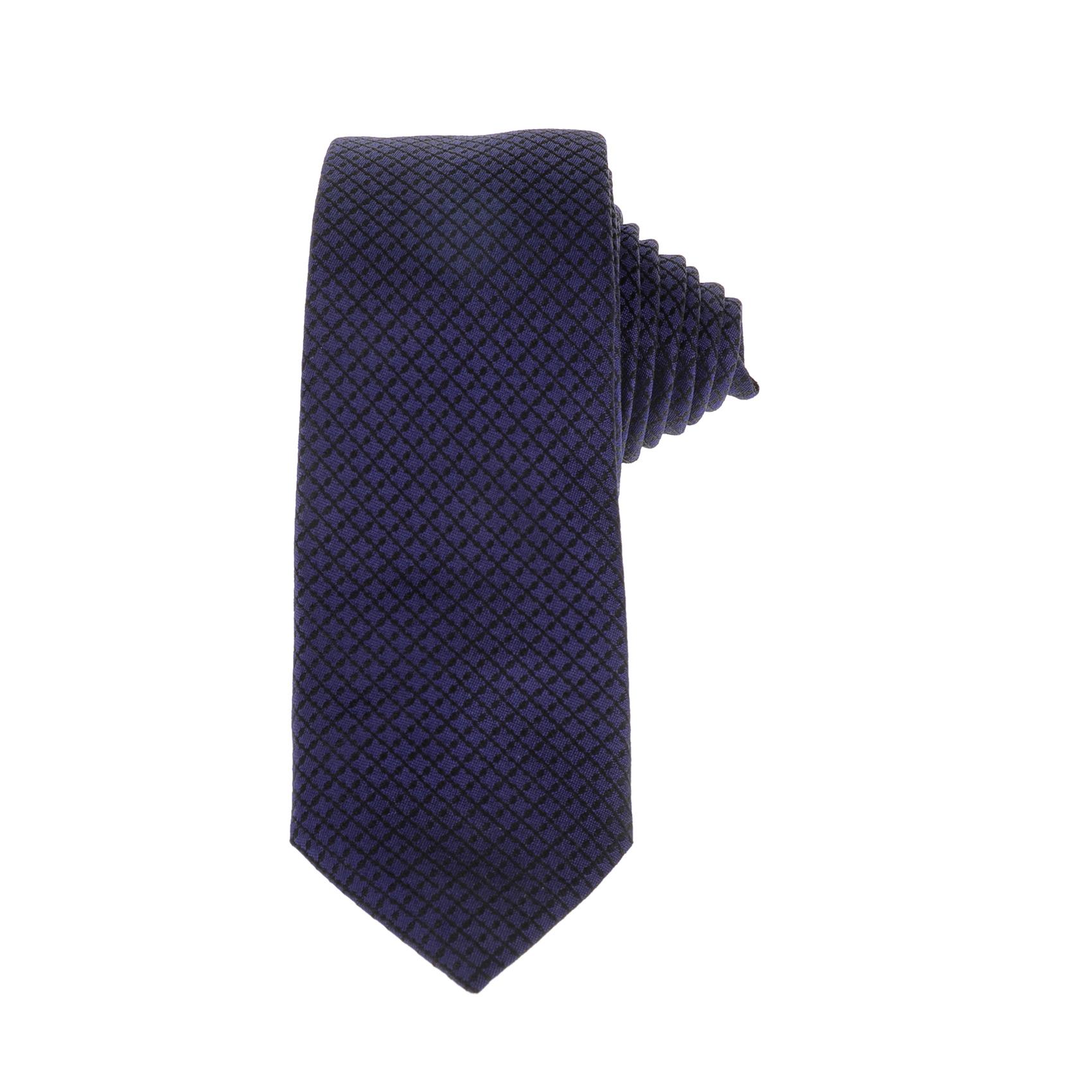CK - Ανδρική γραβάτα CK NAVELLI μπλε ανδρικά αξεσουάρ γραβάτες